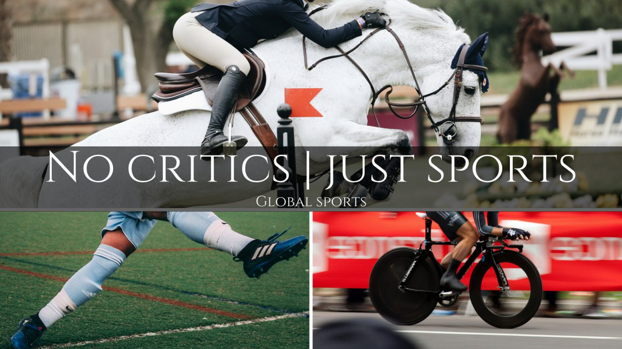 No Critics Just Sports