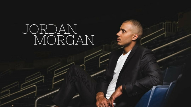 Check out this #globetrotting 🏀 #GameChanger 👉🏾Jordan Morgan @JustJMo #NoCriticsJustSports