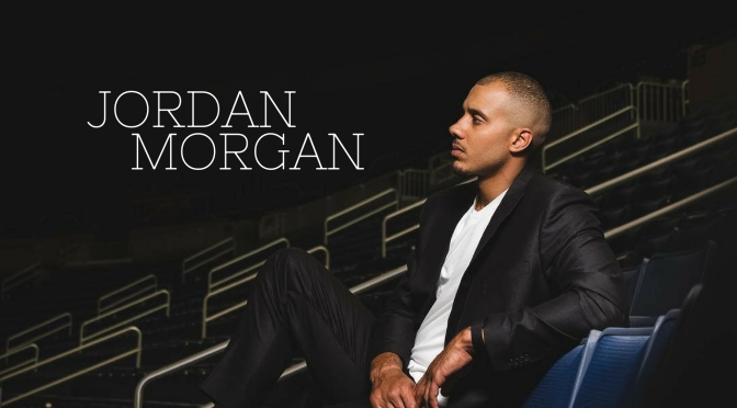 Check out this #globetrotting 🏀 #GameChanger 👉🏾Jordan Morgan @JustJMo #NoCriticsJustSports