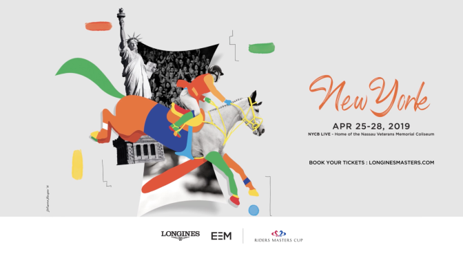 Do Not Miss It! The 2019 @LonginesMasters in @NYCGov #NoCriticsJustSports