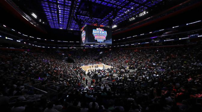 Did You Miss It! BIG3 Opener Welcomes 14,000+ American Basketball Fans #NoCriticsJustSports