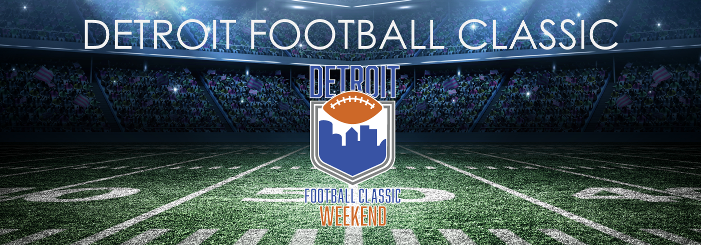 Don't Miss It! An American Football Classic in the Great State of #Michigan(Coming Sept 2020): The 'Detroit' Football Classic #NoCriticsJustSports